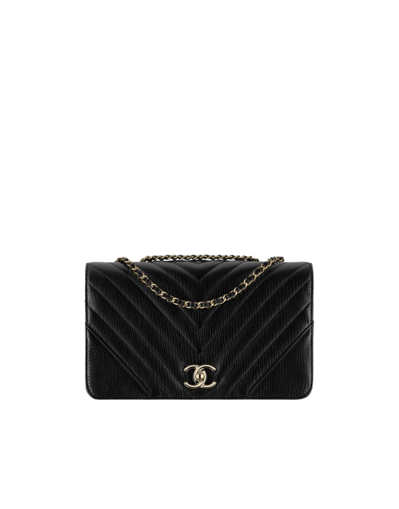 ff1d722d5b9e Chanel Fall/Winter 2017 Act 1 Bag Collection Features Chevron Bags ...