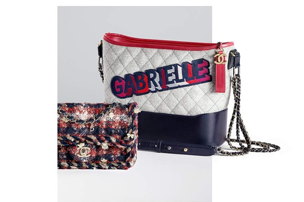 3345838d0ac47c Chanel Fall/Winter 2017 Act 1 Bag Collection Features Chevron Bags ...