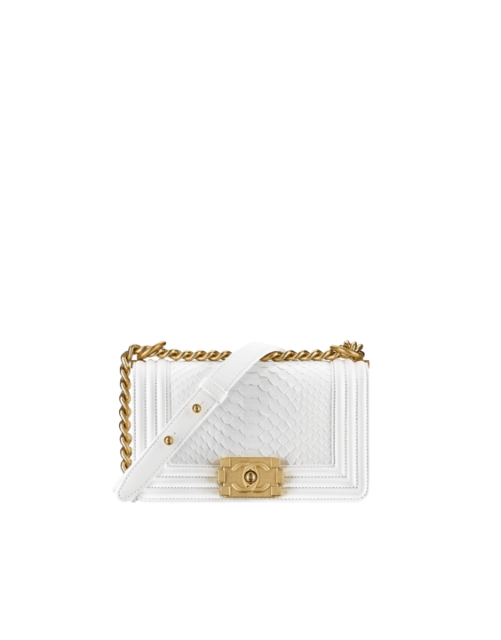 dd5b0d2c8227 Chanel Fall/Winter 2017 Act 1 Bag Collection Features Chevron Bags ...