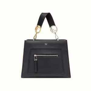 Fendi Black Runaway Small Bag