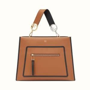 Fendi Brown Runaway Bag