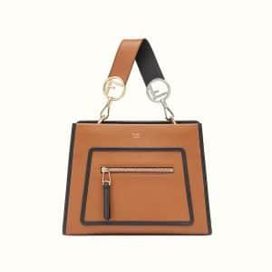 Fendi Brown Runaway Small Bag