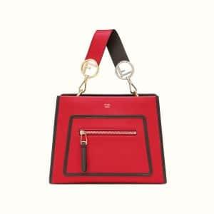 Fendi Red Runaway Small Bag