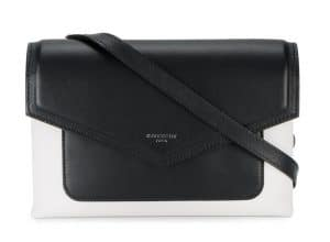 Givenchy Black/White Duetto Crossbody Bag