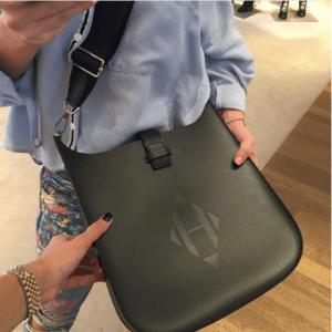 Hermes Noir Evelyne Sellier 29 Bag 3