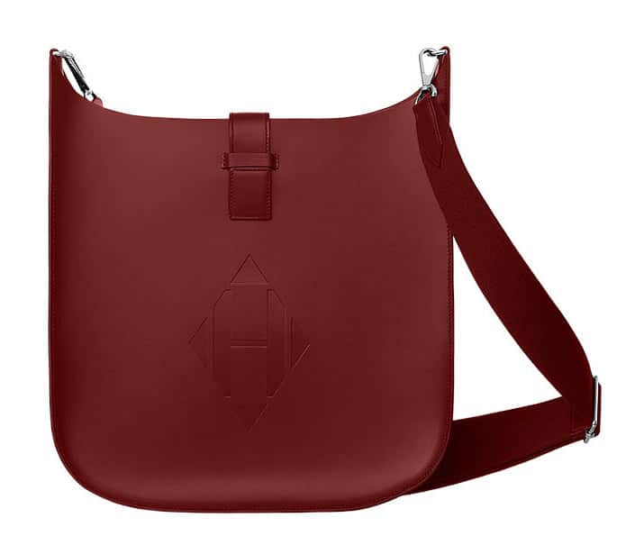 Hermes Evelyne Sellier Bag Reference Guide Spotted Fashion