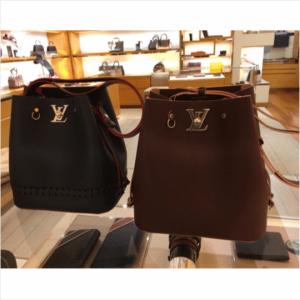 Louis Vuitton Lockme Bucket Bags