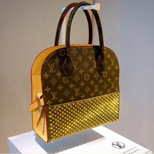7ba23278bb75 Louis Vuitton x Christian Louboutin. IG  laura100704