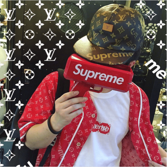 5fb2039e93f80 Louis Vuitton x Supreme Collection Is Now Available in Pop-Up Stores ...