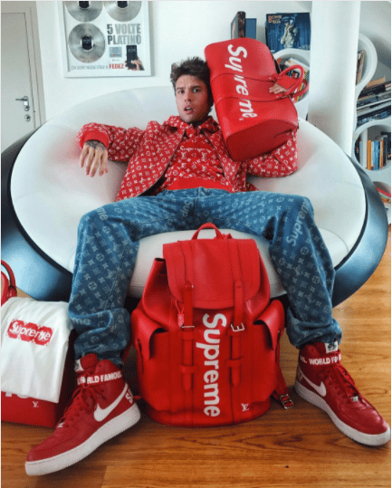 Louis Vuitton X Supreme Collection Is Now Available In Pop