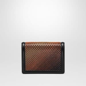 Bottega Veneta Calvados Goat Mini Montebello Bag