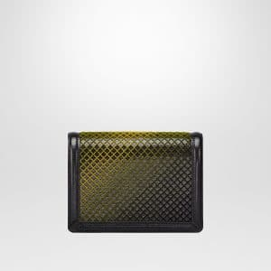 Bottega Veneta Moss Goat Mini Montebello Bag