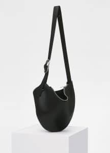 Celine Black Medium Swing Bag