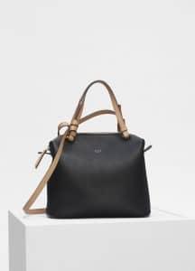 Celine Black Soft Cube Bag