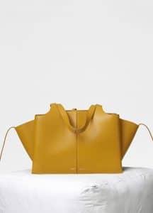 Celine Honey Medium Tri-Fold Bag