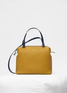 Celine Honey Soft Cube Bag
