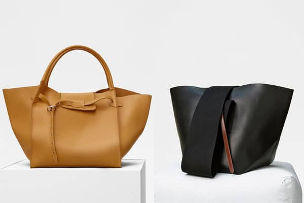 3d78f67654 Celine Winter 2017 Bag Collection Featuring The Big Bag