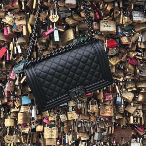 Chanel So Black Boy Bag 2