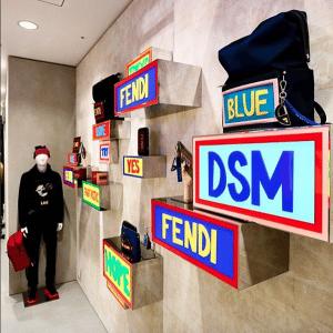 Fendi for DSM 12