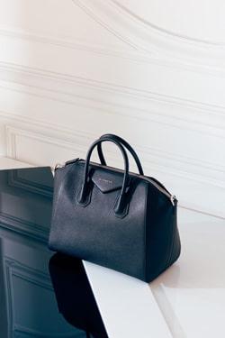 Givenchy Black Antigona Bag