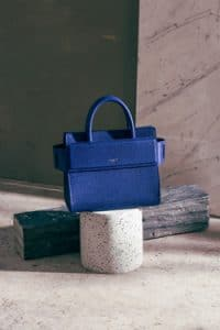 Givenchy Blue Small Horizon Bag
