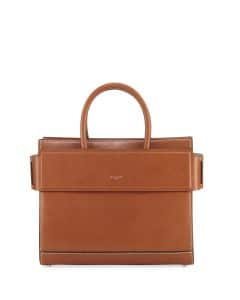 Givenchy Camel Small Horizon Bag