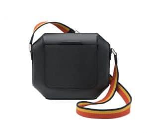 Hermes Noir Octogone 23 Bag
