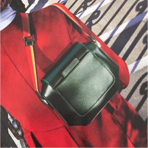 Hermes Noir Octogone Bag