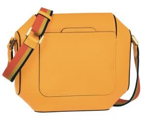 Hermes Yellow Octogone 23 Bag