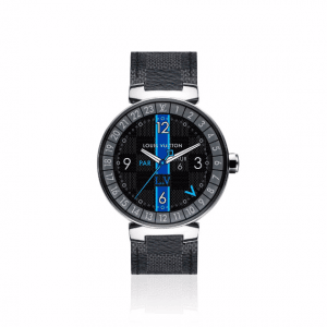 Louis Vuitton Tambour Horizon Graphite 42
