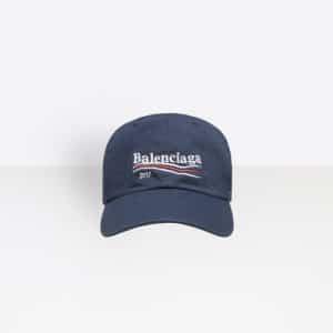 Balenciaga Sapphire Balenciaga 2017 Logo Cap