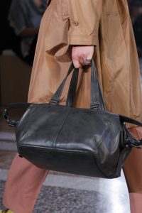 Bottega Veneta Black Top Handle Bag - Spring 2018