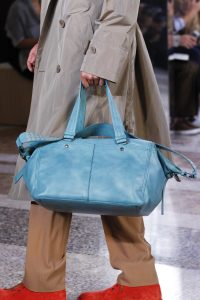 Bottega Veneta Blue Top Handle Bag 2 - Spring 2018