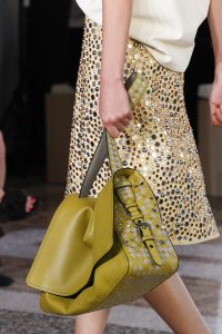 Bottega Veneta Green Embellished Shoulder Bag 2 - Spring 2018