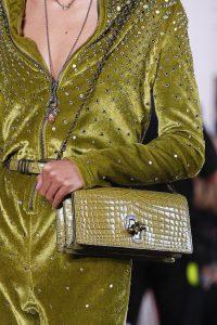 Bottega Veneta Green Olimpia Knot Bag - Spring 2018
