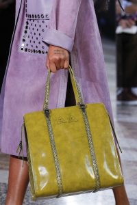 Bottega Veneta Green Tote Bag 2 - Spring 2018