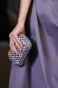 Bottega Veneta Lilac Knot Clutch Bag - Spring 2018