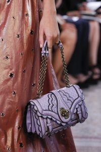 Bottega Veneta Lilac Intrecciato Wingtip City Knot Bag - Spring 2018