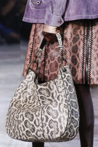 Bottega Veneta Natural Python Hobo Bag - Spring 2018
