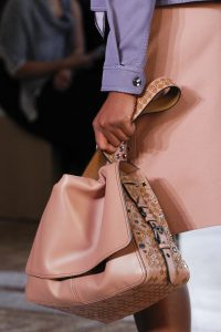 Bottega Veneta Pink Embellished Shoulder Bag 2 - Spring 2018