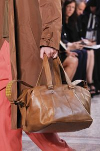 Bottega Veneta Tan Top Handle Bag - Spring 2018