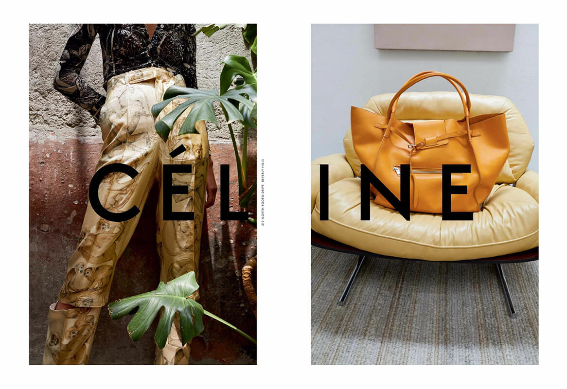 6aeabe1aa514 Céline Phoebe Philo Era Investment Bag Pieces