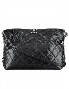 Chanel Black Big Bang Medium Hobo Bag
