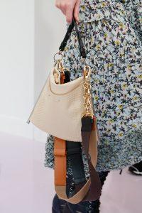 Chloe Beige Python Shoulder Bag - Spring 2018
