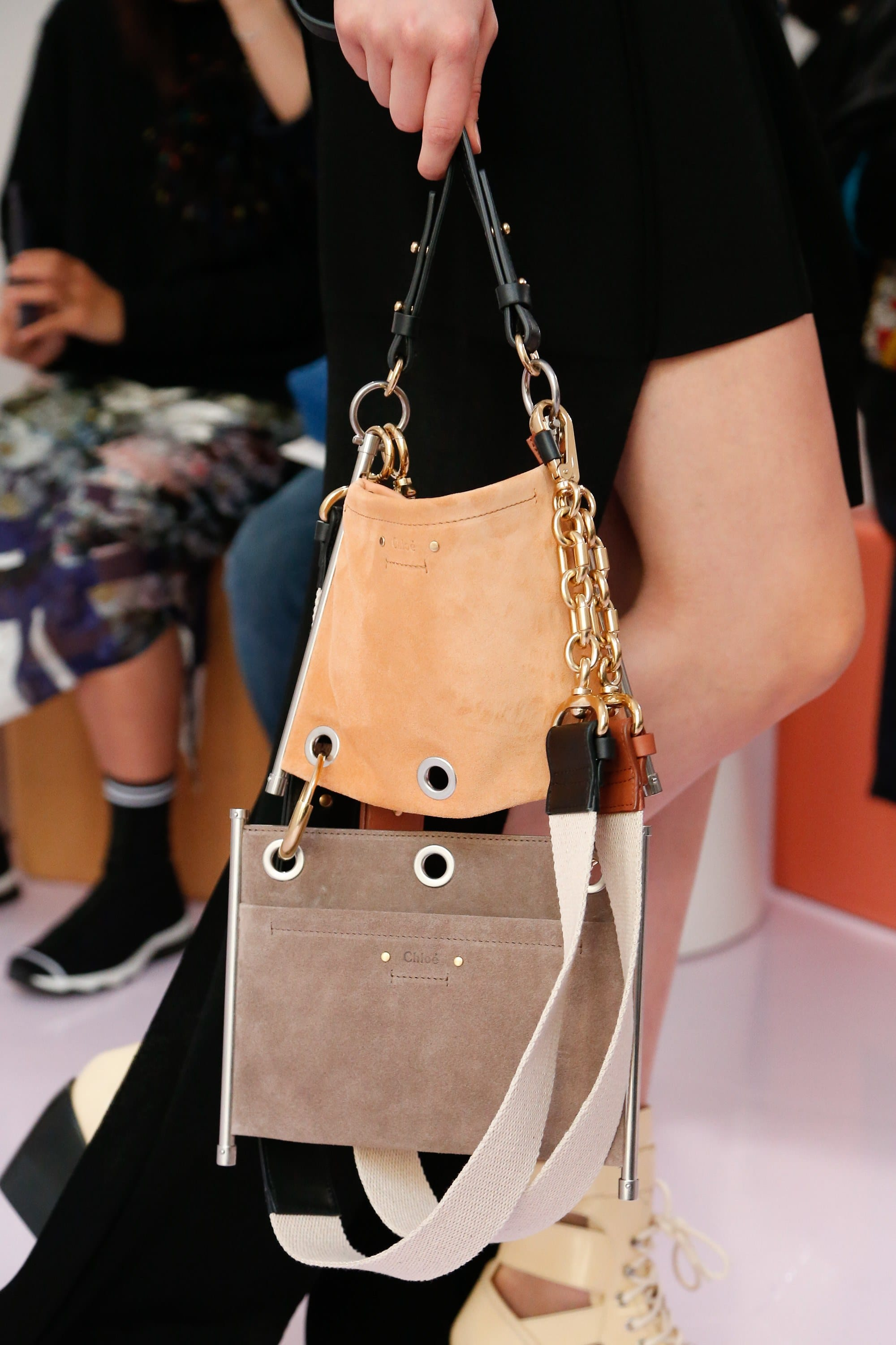 Chloe Spring Summer 2018 Runway Bag Collection Spotted