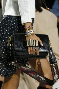 Dior Black Dio(r)evolution Flap Bag - Spring 2018