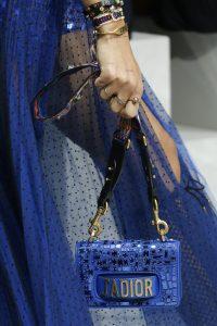Dior Blue Mosaic J'adior Flap Bag - Spring 2018