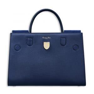 Dior Indigo Blue Diorever Bag