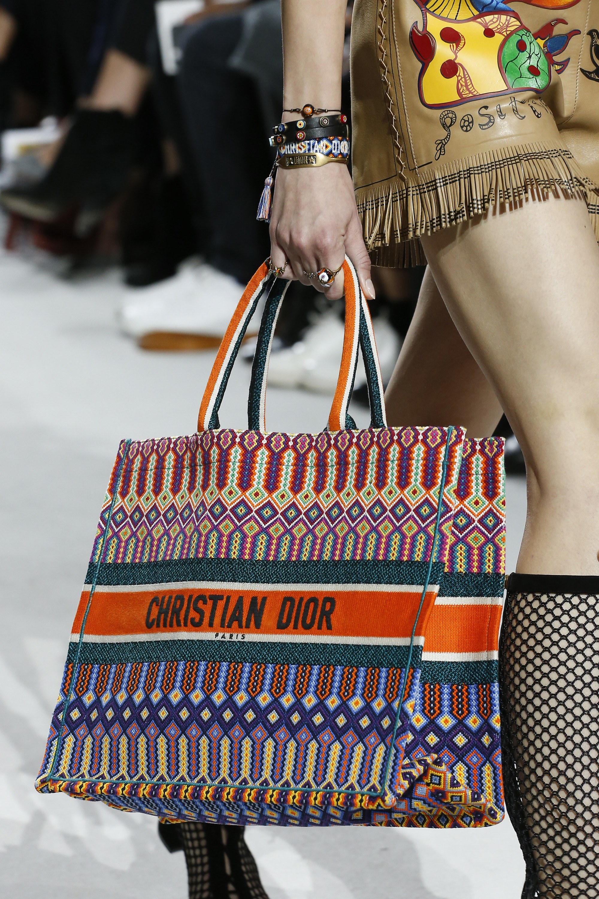 Dior Spring/Summer 2018 Runway Bag Collection | Spotted ...