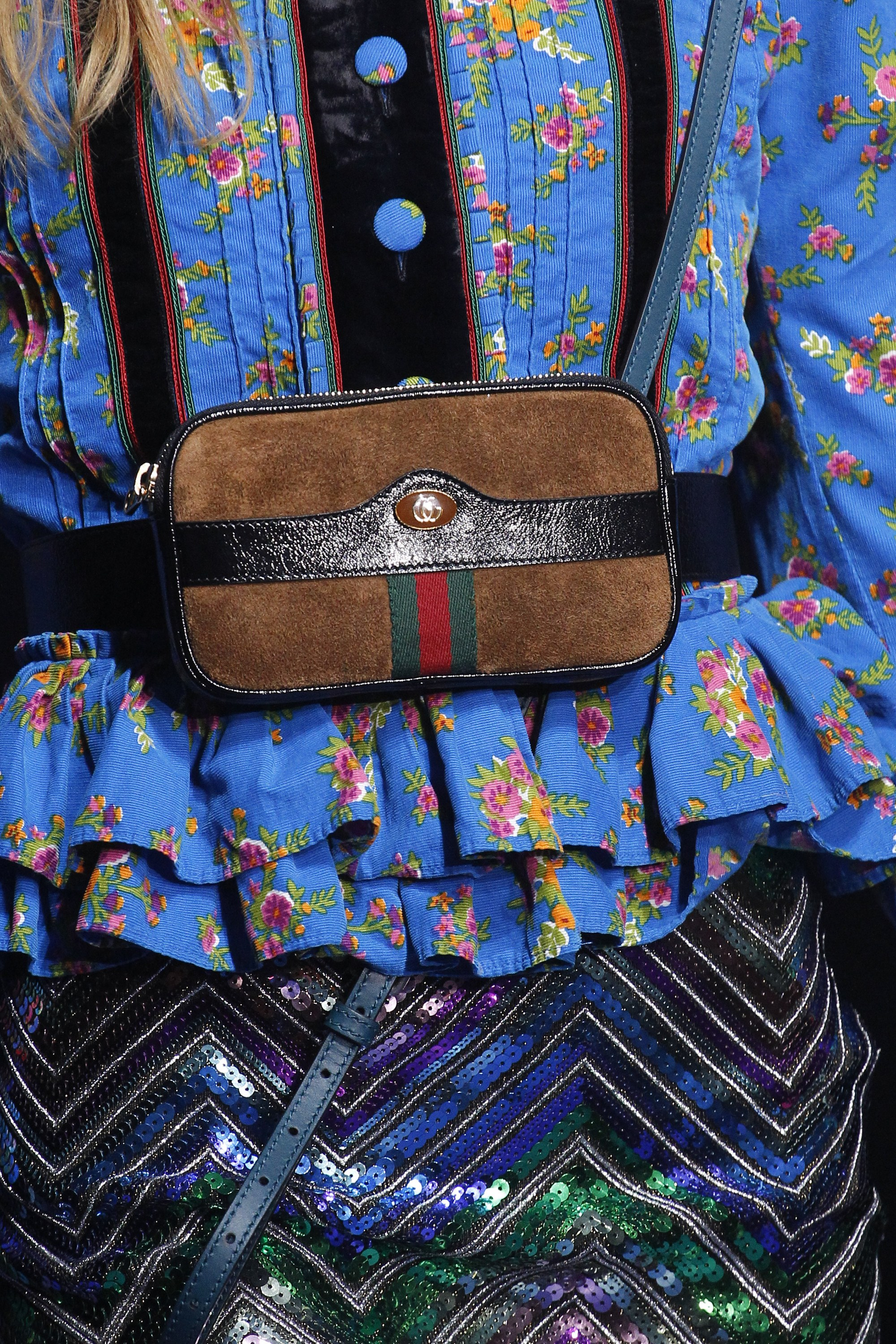 7ac672e5ed4c Gucci Spring/Summer 2018 Runway Bag Collection | Spotted Fashion
